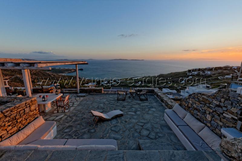 Maison de location de vacance à Mykonos/Choulakia