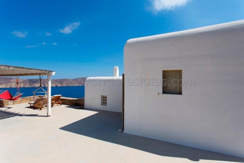 Agios Sostis villa