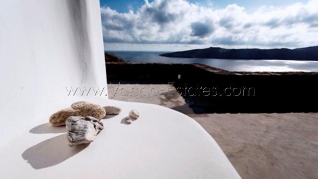 Agios Sostis house