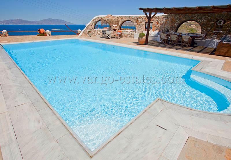 Kanalia private villa