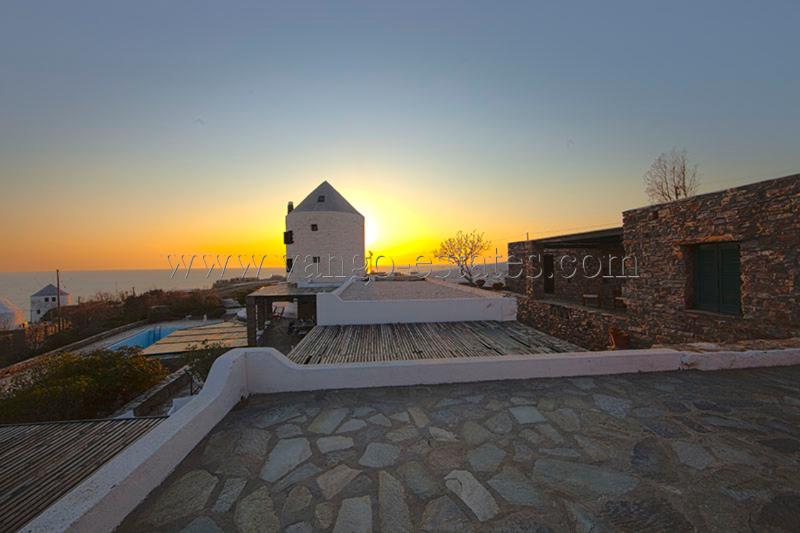 Kea Windmill Villa