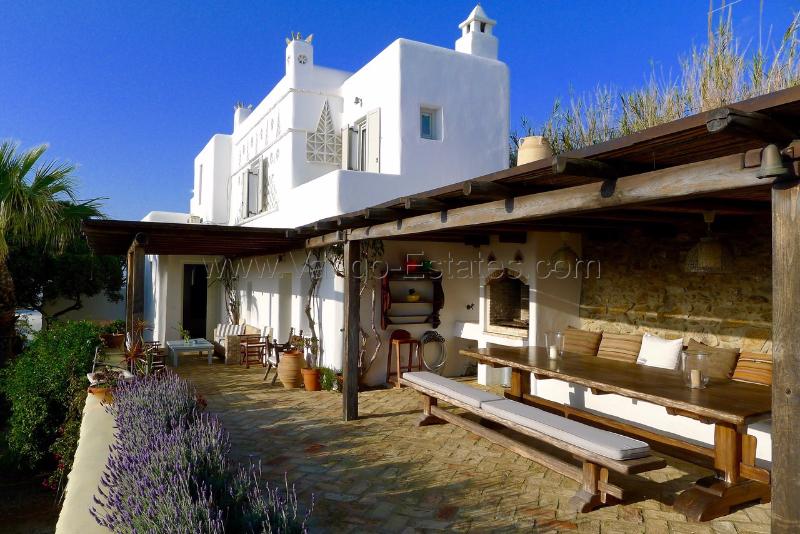 Mykonos Town Villa