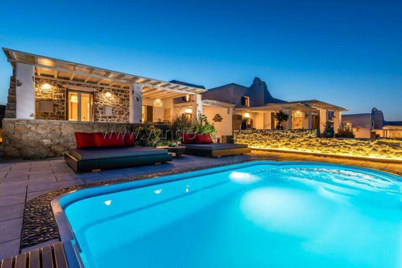 Lia complex Villas with private pool