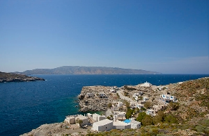 House on the sea for sale Koumelas Tinos / Real-estate