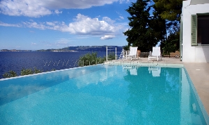 Villa Elisabeth with almost private beach / Holiday-Rentals