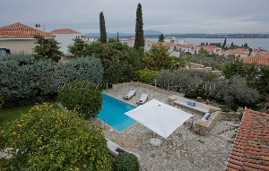 Private luxury villa Ourania / Holiday-Rentals