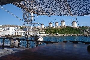 Tour en bateau à Mykonos / Location de vacance