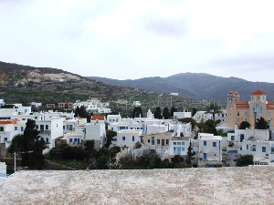 Pyrgos village listed house for sale / Real-estate