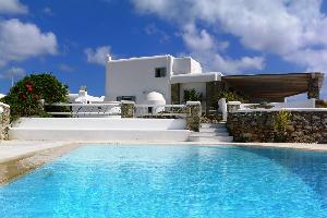 Maison dans la baie de ftelia / Location de vacance