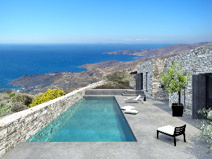 Villa Project Upper Hill of Poseidon Temple / Real-estate