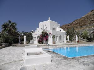 Mykonos Villa 'S' Kalafati / Holiday-Rentals
