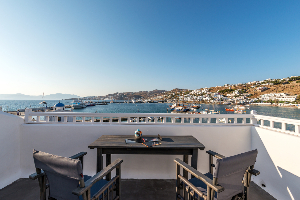 Mykonos old port studio / Holiday-Rentals