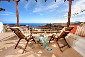 Maison à Mykonos dans la région de Lia / Location de vacance